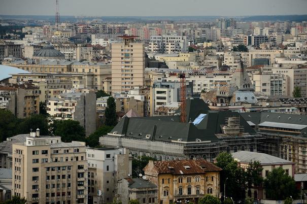 Un nou cartier se va construi în Bucureşti. Zona în care se vor face 40.000 de locuinţe, o maternitate şi o sală polivalentă