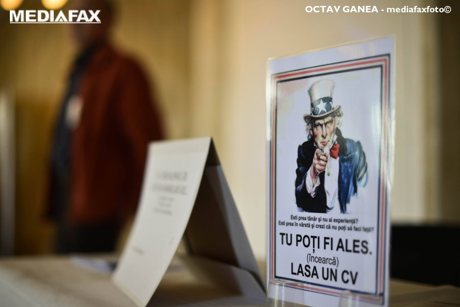 Liber la locuri de muncă. Oraşul în care cele mai mari companii din România angajează 5.000 de oameni în doar 4 zile