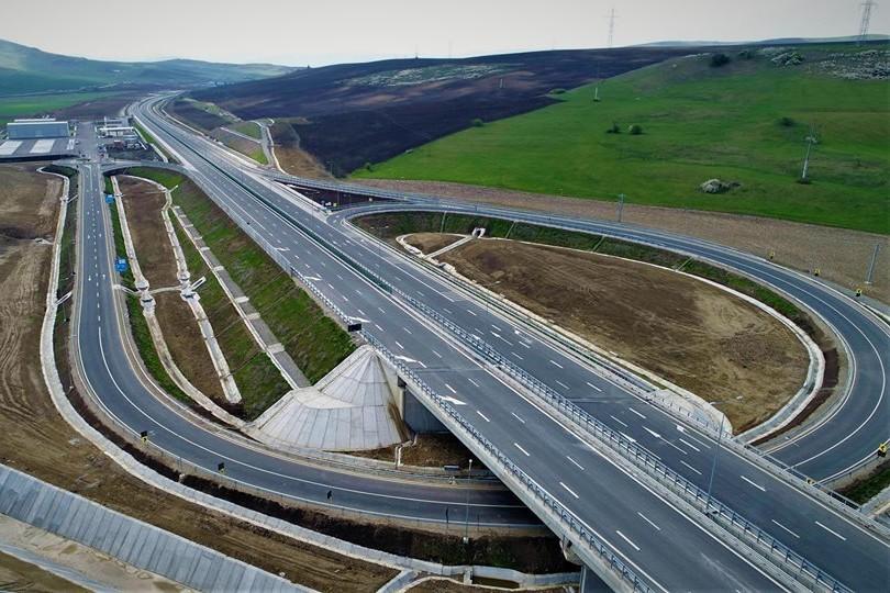 """Autostrada din România care este finalizată, dar care e ţinută închisă. """"Ne chinuim din decembrie să explicăm unei ţări întregi situaţia penibilă"""""""