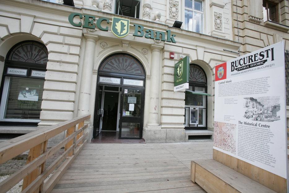 CEC Bank, performanţă unică pentru ultimul deceniu: profitul pe 2017 a surprins pe toată lumea