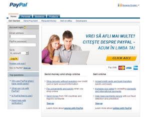 PayPal vrea să intre pe piaţa cardurilor
