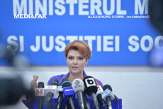 Olguţa Vasilescu: Nu suntem de acord cu suspendarea plăţii contribuţiilor către pensiile private. Ministerul Muncii n-o să aprobe asta