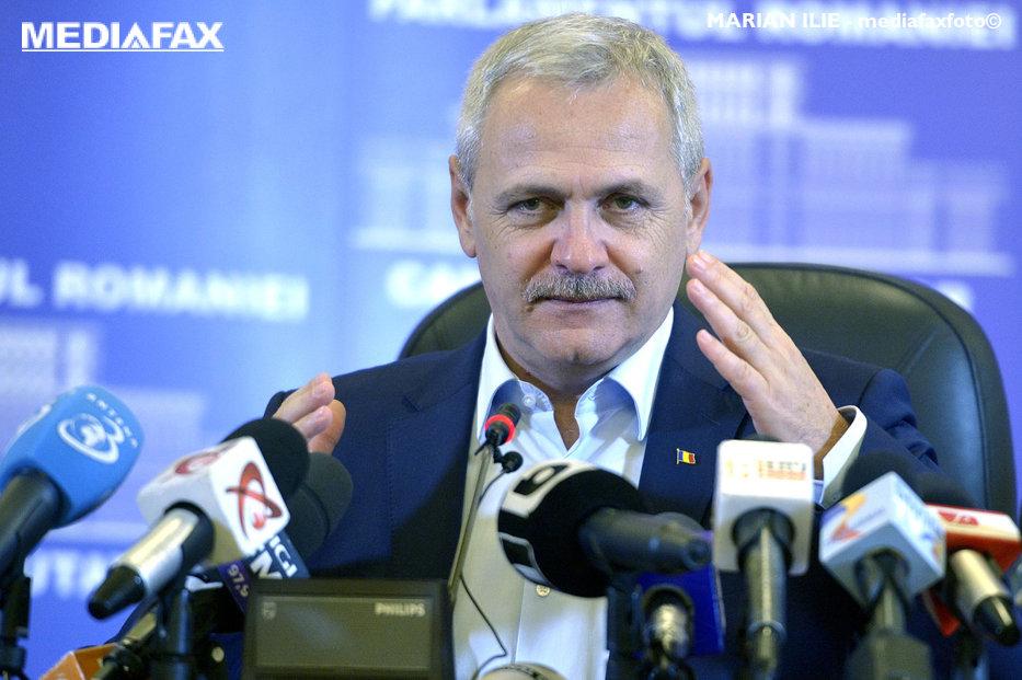Liviu Dragnea, pentru Reuters: Vom menţine politica de stimulare fiscală până în 2020