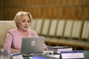 Viorica Dăncilă îl contrazice pe Klaus Iohannis cu privire la rata absorbţiei fondurilor europene