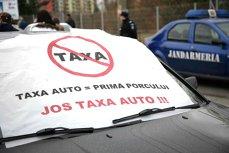 Românii pot solicita recuperarea taxei auto până la 31 august 2018