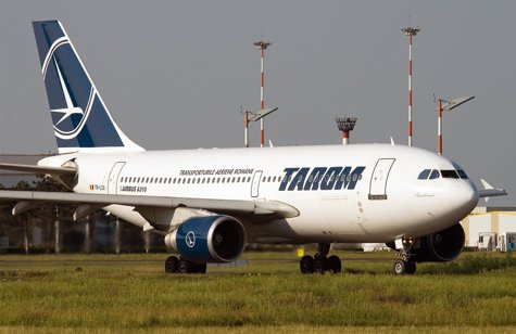 Tarom a vândut două avioane. Cât a obţinut pe aeronavele Airbus A310