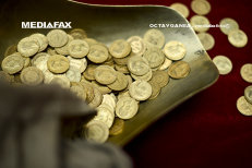 BNR raport 2017 profit 186 milioane lei rezervă aur solidă 307 tone