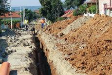 Doar 8% din populaţia rurală racordare sisteme de canalizare