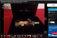 Obiecte unicat ale lui Băsescu, Năstase şi Iliescu, de vânzare pe OLX