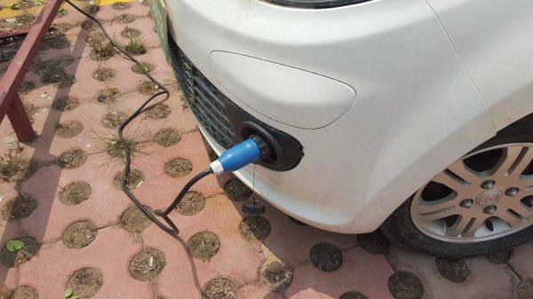GTG primul autoturism electric Made in Romania