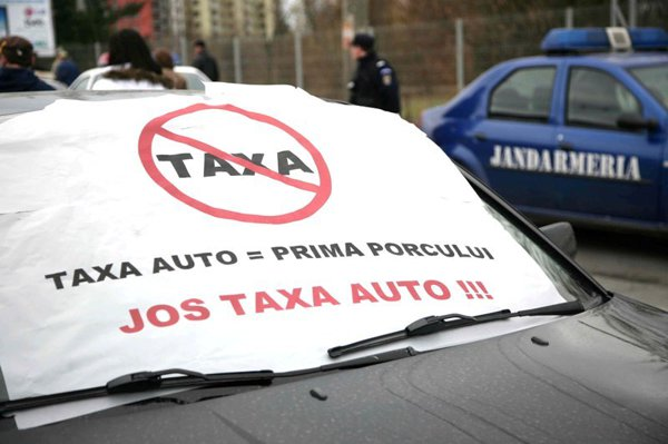 Gavrilescu: Vrem o nouă TAXĂ AUTO care să nu fie ATACATĂ în...