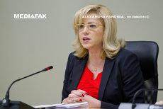 Corina Creţu, VIZIBIL IRITATĂ: Nu mai accept INSULTELE din partea Guvernului României faţă de MUNCA pe care o fac!