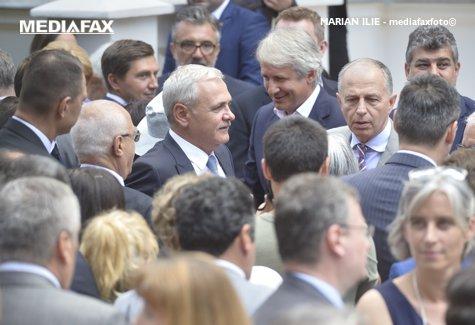 Dragnea, discuţii cu Stănescu şi Teodorovici, pe marginea ECHILIBRĂRII bugetelor locale