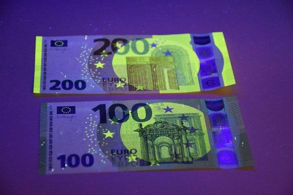bancnote de 200 de euro