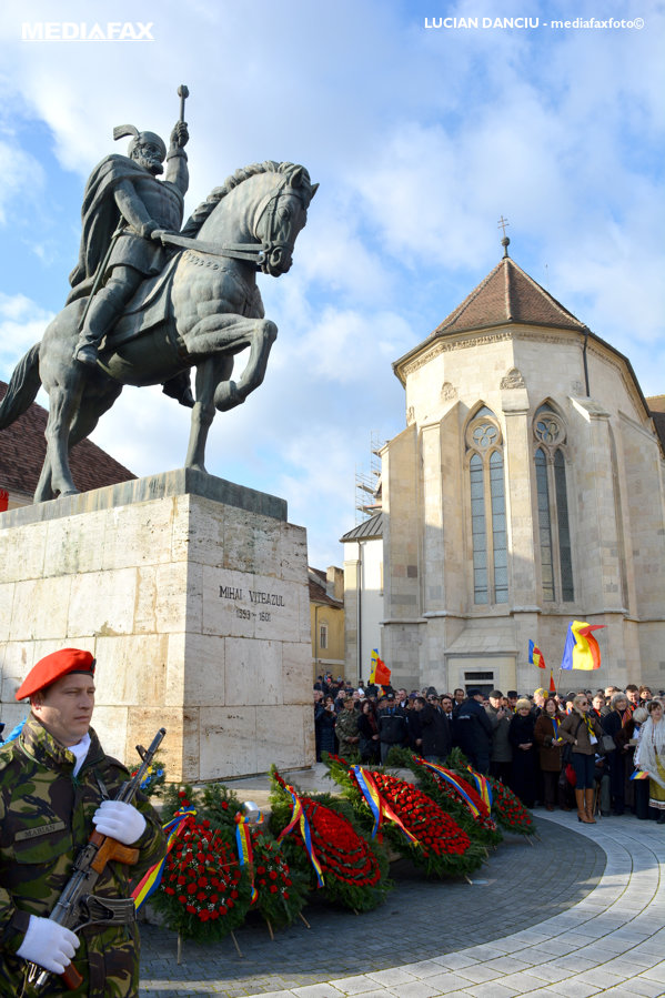 Chirii uriașe la Alba Iulia, de 1 Decembrie