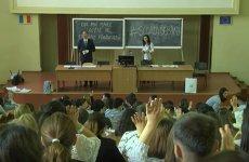 Cea mai mare lecţie de EDUCAŢIE FINANCIARĂ din lume. România, un nou record de Guiness Book