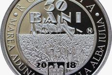 #CentenarRomânia. BNR a lansat o bancnotă şi 4 monede, pentru a aniversa UN SECOL de la MAREA UNIRE