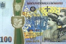 Românii VÂND PE OLX bancnota aniversară de 100 de lei