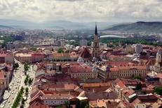 Bucureşti VERSUS Cluj: Unde e mai bine SĂ TRĂIEŞTI şi să-ţi deschizi o AFACERE