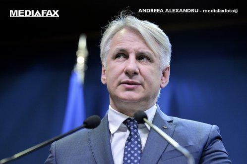 Ministrul Eugen Teodorovici prezidează vineri o nouă reuniune ECOFIN