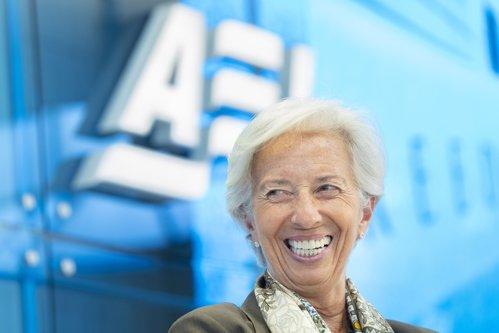 Christine Lagarde şi-a anunţat demisia din funcţia de director al Fondului Monetar Internaţional