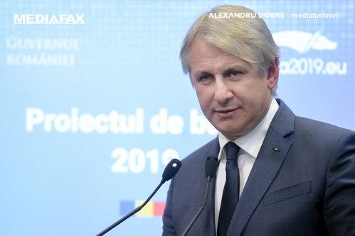 Ministerul Finanţelor contrazice datele Eurostat cu privire la valoarea deficitului bugetar al României