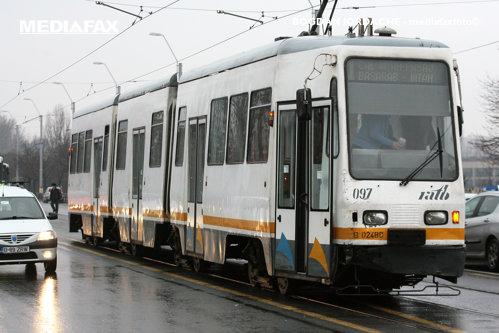 STB, licitaţie de 32 milioane lei pentru amenajarea interioară şi exterioară a tramvaielor Bucur din Capitală