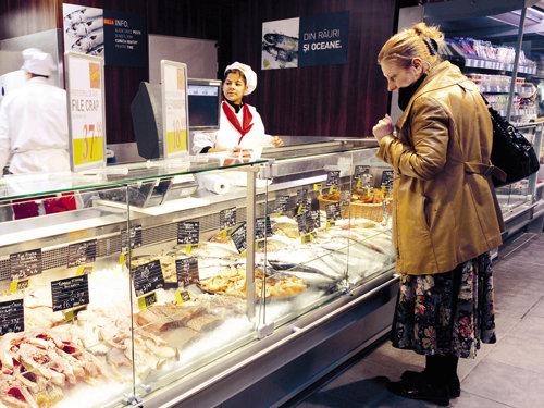 Care este cel mai vândut peşte românesc, cu 10.000 de tone comercializate în fiecare an pe piaţa locală