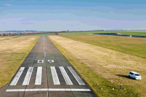 Primul judeţ din ţară în care se construieşte un aeroport în ultimii 50 de ani
