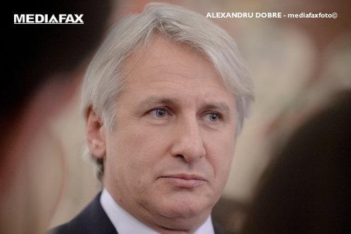 Eugen Teodorovici: Propunerea mea legislativă se aplică tuturor firmelor din România, private şi publice