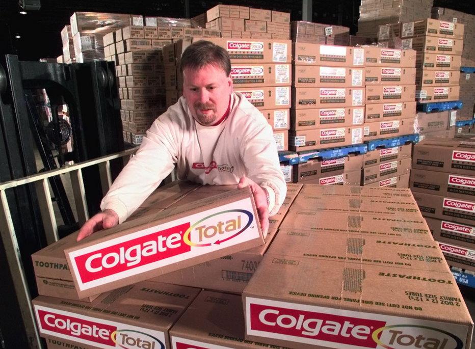 Colgate-Palmolive închide fabrica de la Braşov