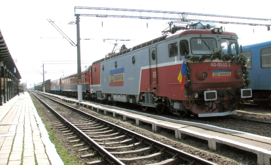 CFR Marfă va fi privatizată integral prin licitaţie deschisă