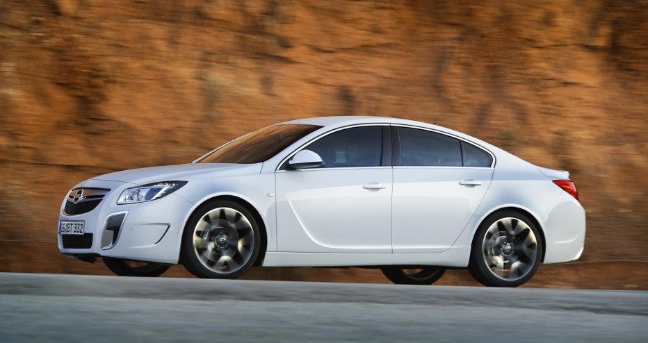 Opel Insignia OPC va debuta la Salonul Auto de la Barcelona