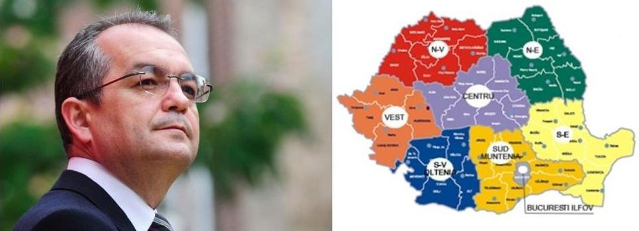 Boc, contrazis de UE. Oficialii Comisiei Europene, pentru Gândul: Împărţirea administrativă a României nu are legătură cu fondurile UE