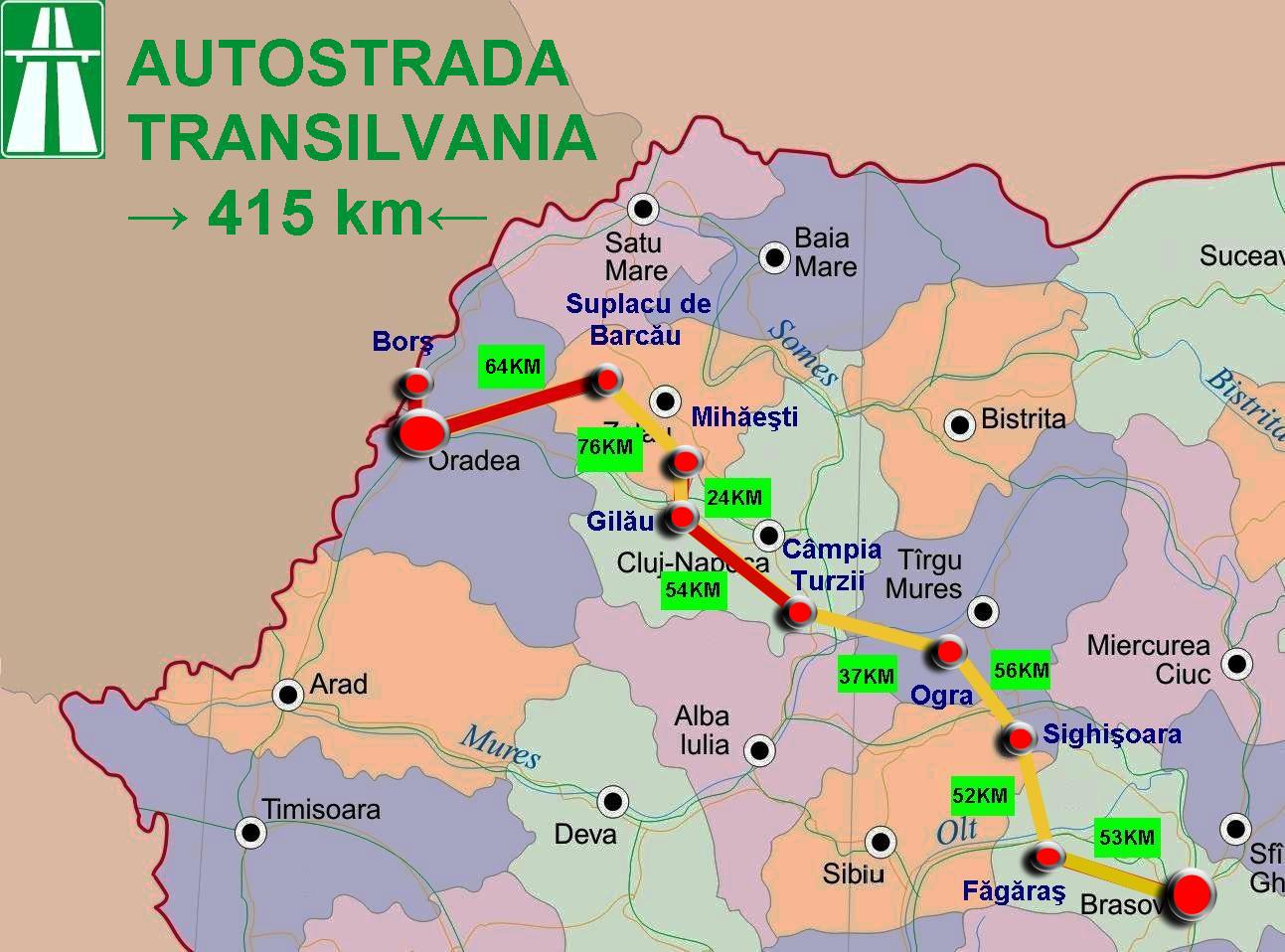 Fontos Bejelentes Az Eszak Erdelyi Autopalyaval Kapcsolatosan