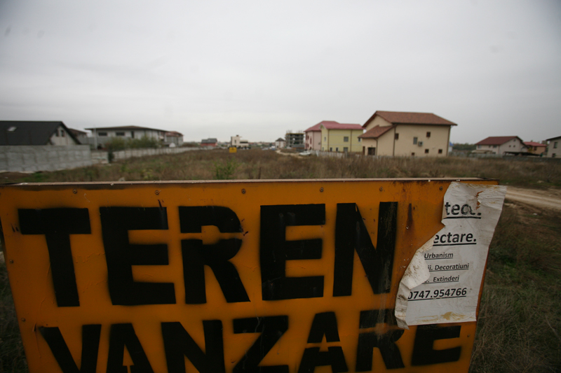 Prima proprietate vândută de RA-APPS de pe lista aprobată de Guvern: la ce preţ s-a dat un teren în Snagov