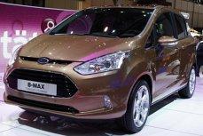Primele comenzi pentru Ford B-Max