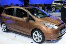 Care sunt concurenţii direcţi ai lui Ford B-Max pe piaţa locală şi care sunt avantajele fiecăruia