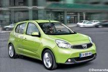 Cât ar putea costa noul model Dacia Citadine şi ce motorizări vor fi disponibile