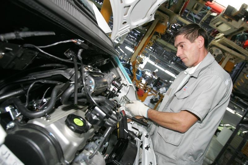 Un motor produs de Ford la Craiova, desemnat