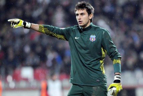 """""""Apără din nou Tătăruşanu?"""" RĂSTURNARE DE SITUAŢIE pentru portarul Stelei care prinsese un transfer la Fiorentina! Ce se întâmplă la această oră"""