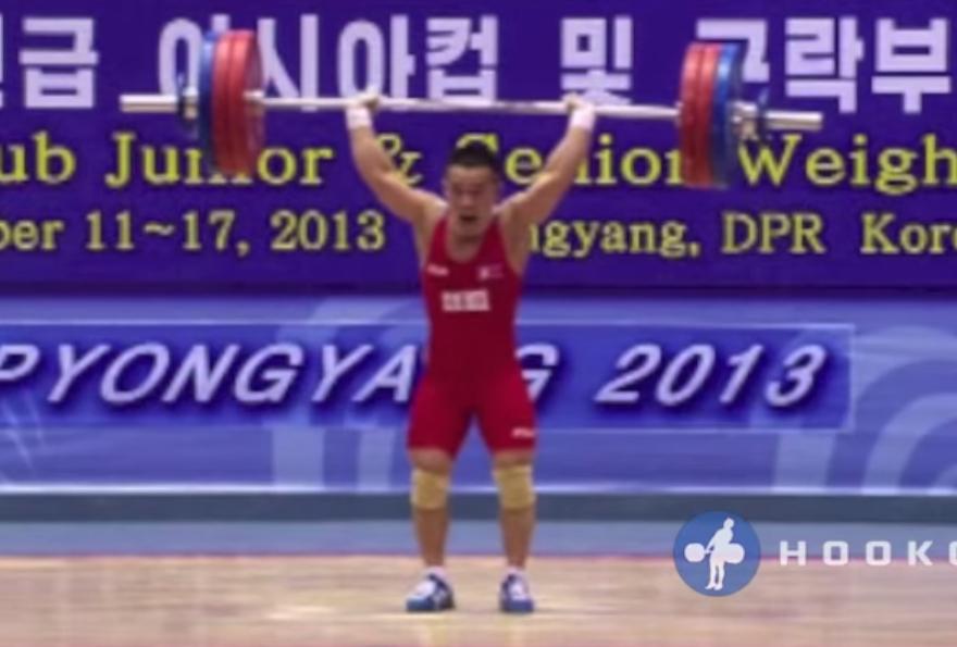 Halterofilii nord-coreeni reusesc lucruri uimitoare la Jocurile Asiei, iar
