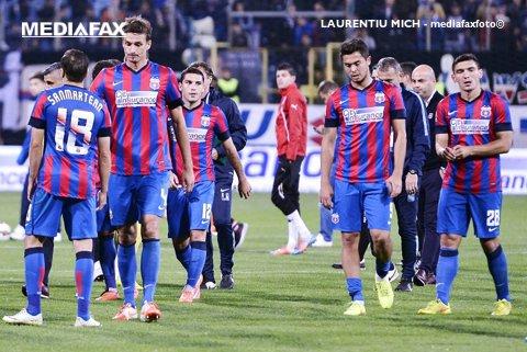 VESTE URIAŞĂ pentru Steaua în această dimineaţă. UEFA tocmai a făcut anunţul OFICIAL