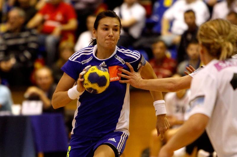 Handbalista Cristina Neagu, cea mai buna marcatoare a Campionatului European