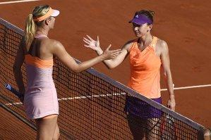 Victorie pentru Maria Şarapova. Merge în optimile de finală de la Madrid Open şi ameninţă poziţia a doua în clasamentul WTA, ocupată de Simona Halep