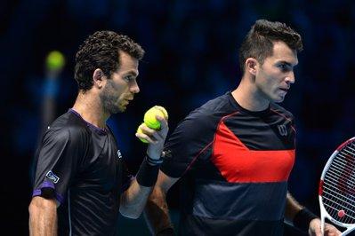 Horia Tecău şi Jean Julien Rojer, calificaţi în optimi la Wimbledon, după 15-13 în setul decisiv