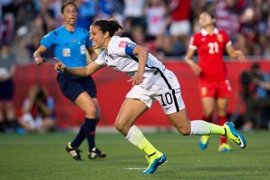 Echipa de fotbal feminin a SUA a câştigat pentru a treia oară Cupa Mondială