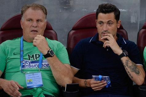 Rădoi s-a decis pe cine va miza în poartă în returul cu Rosenborg