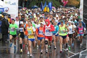 Lista străzilor închise pentru Maratonul Internaţional Bucureşti