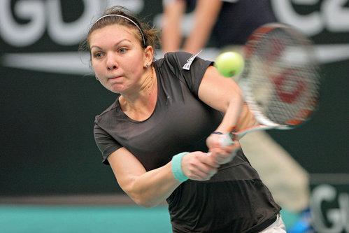 Simona Halep coboară în clasamentul WTA